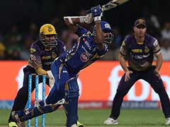 IPL Highlights, MI vs KKR: Mumbai Beat Kolkata By 6 Wickets To Set Up Final Clash vs Pune