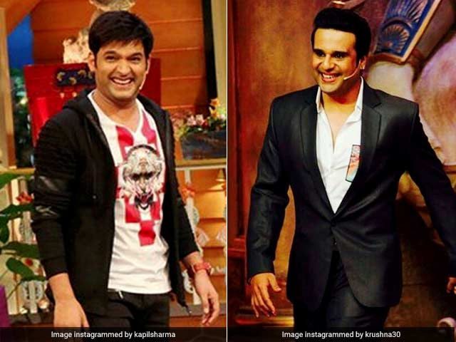 What Krushna Abhishek Says About Rivalry With Kapil Sharma