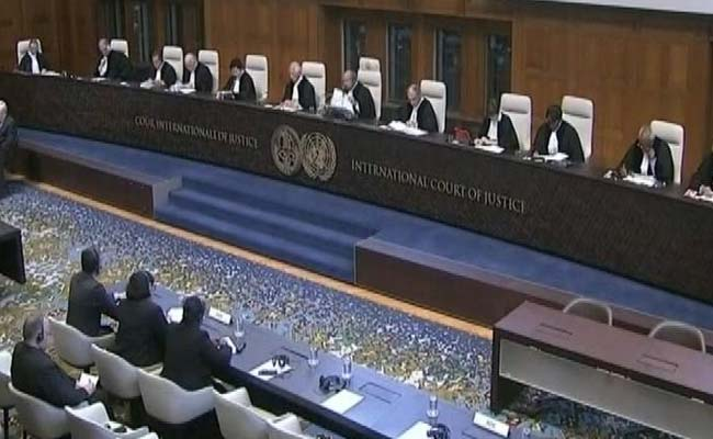India Rejects Pakistan's New Twist To Kulbhushan Jadhav Case At UN Court