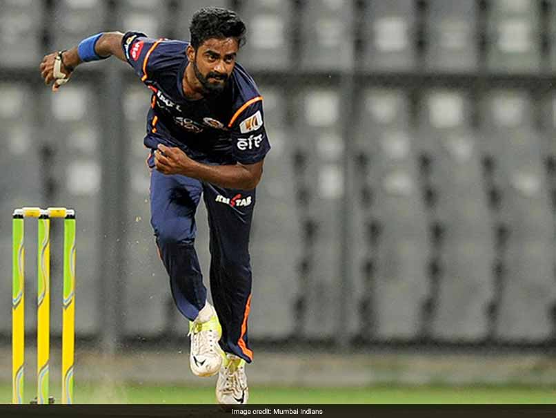 IPL 2017: Kulwant Khejroliya, Waiter at a Goa Restaurant, Now Playing For Mumbai Indians