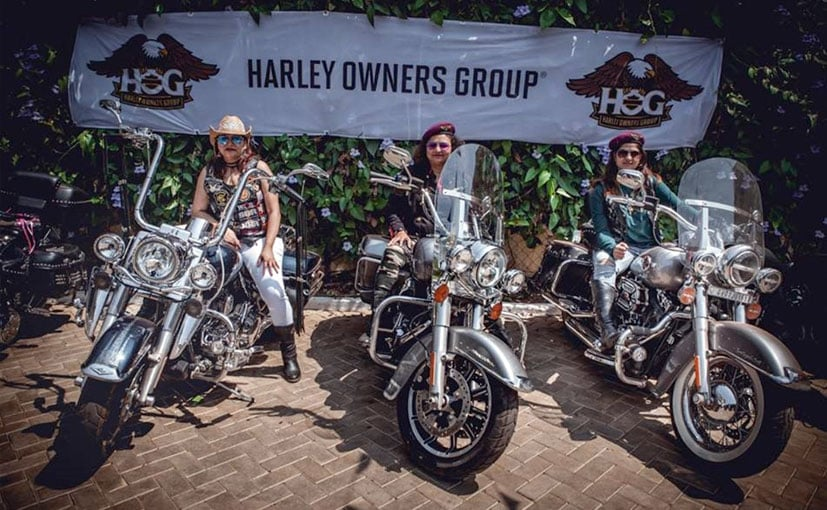 Harley-Davidson has announced the 6th Nothern HOG (Harley Owners Group) Rally at Jodhpur