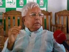 """In The End, Truth Will Win"": Lalu Yadav Tweets After Conviction In Fodder Scam Case"