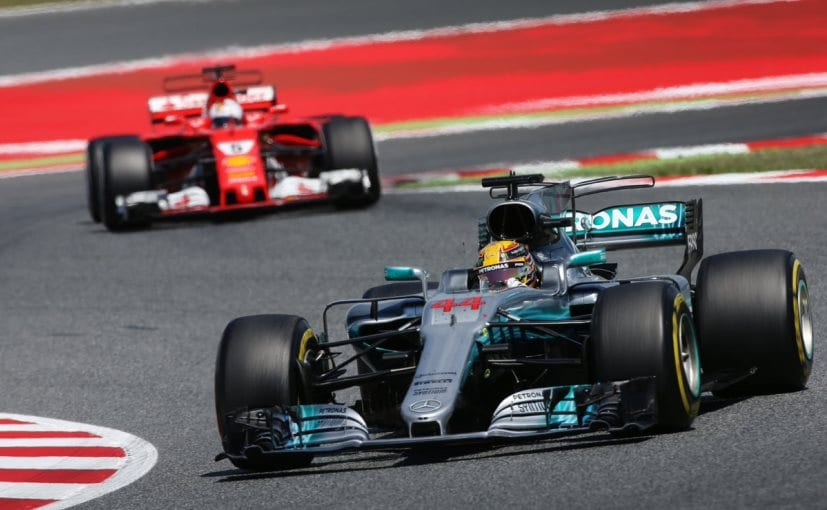 Hamilton wins close-fought Spanish Grand Prix