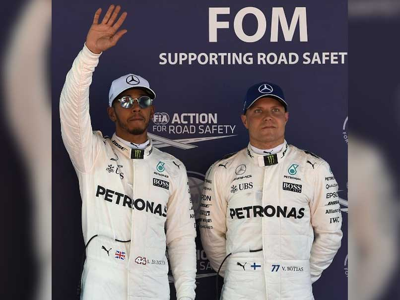 Formula One: Lewis Hamilton Resists Sebastian Vettel To Claim Spanish GP Pole