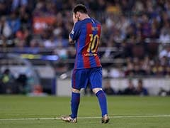 Spain Supreme Court Confirms Lionel Messi Fraud Sentence
