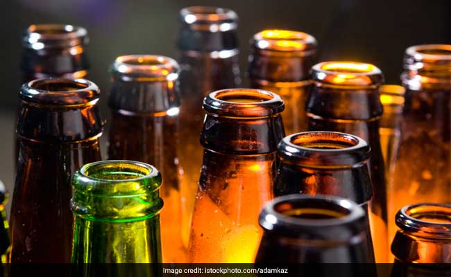 Liquor Worth Rs 2.2 Crore Seized In Gandhinagar Ahead Of Gujarat Polls