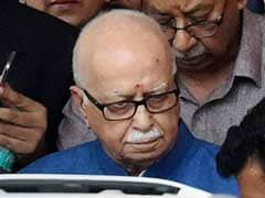 Veteran BJP Leader LK Advani Wishes Nation On Independence Day