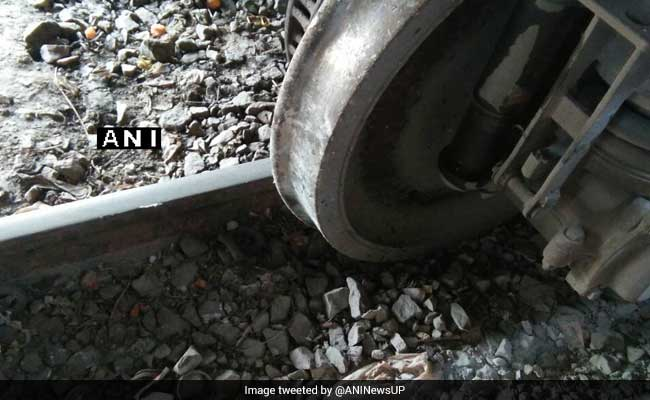 11 Coaches Of Mumbai-Lucknow Lokmanya Tilak Express Derail At Unnao