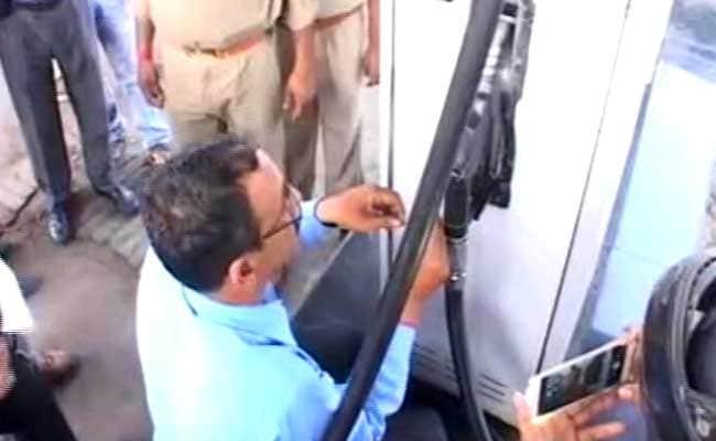उत्तर प्रदेश में 5 पेट्रोल पम्पों पर गिरी गाज, डीलरशिप निरस्त