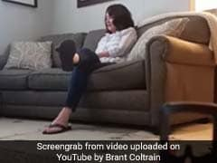 Son Fires Toy Gun At Mom. Her Reaction Has Won The Internet