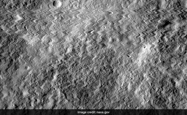 lunar orbiter camera image