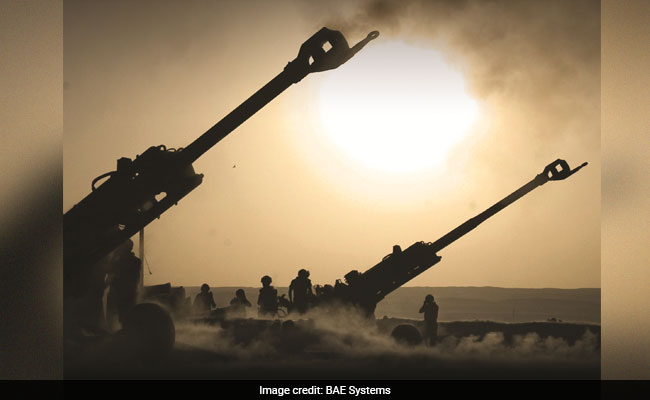 m 777 ultra light howitzer guns
