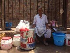 Selling Sattu ka Ghol For 40 Years in Old Delhi, Here's Mahinder Singh's Story!