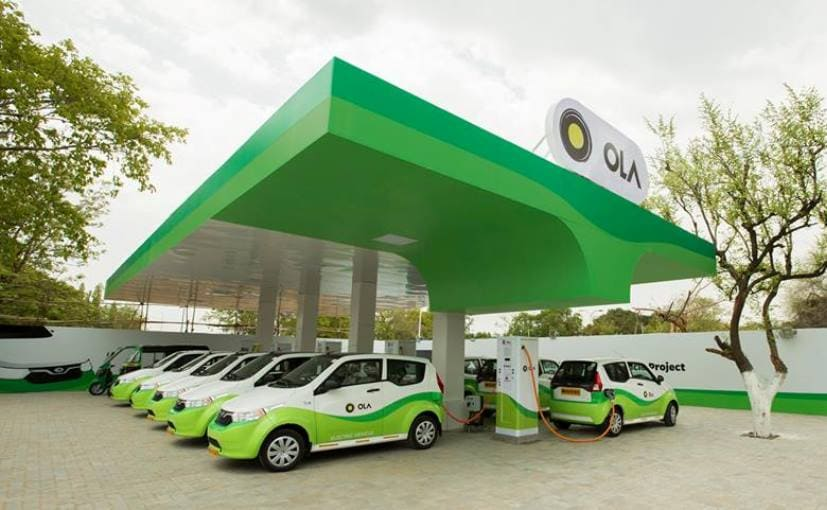 Mahindra And Ola To Power India's First Electric Mass Mobility Ecosystem