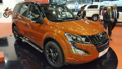 Special Edition Mahindra XUV500 With Dual-Tone Colour Unveiled At Automobile Barcelona