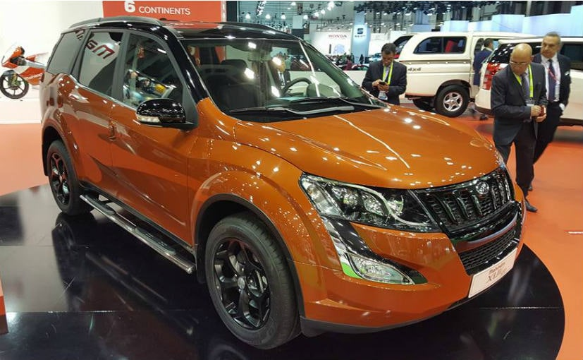 Special Edition Mahindra With Dual Tone Colour Unveiled At