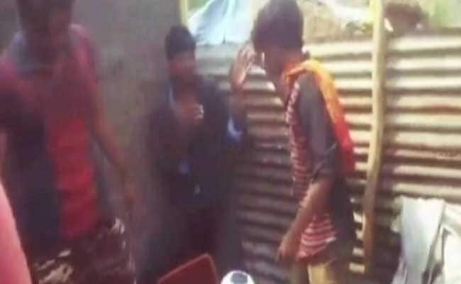 Shocking Video From Maharashtra Shows Attack On Alleged Cattle Traders