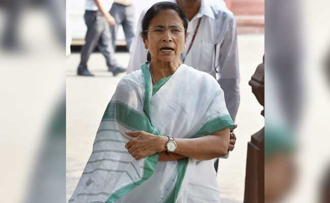 Will Challenge New Cattle Rules In Court, Says Mamata Banerjee