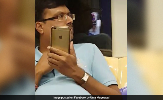 Man Secretly Films Woman On Metro. This Is How She Exposes Him