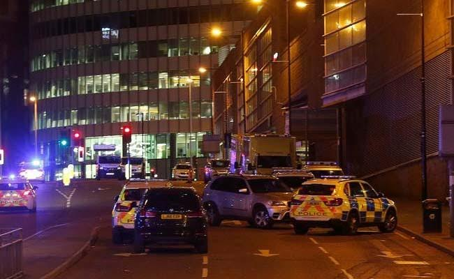 UK Police Say 23-Year-Old Man Arrested Over Manchester Arena Attack