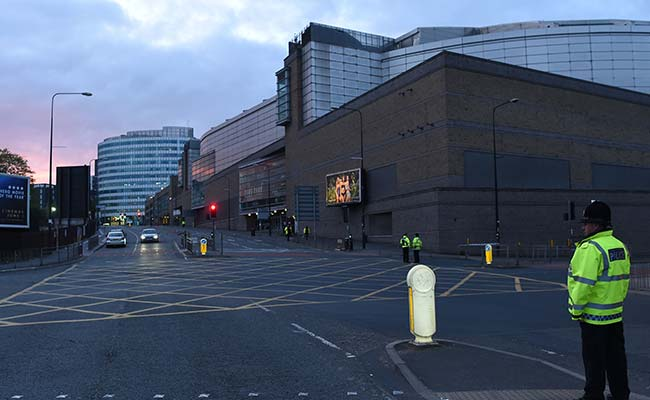 manchester arena morning afp