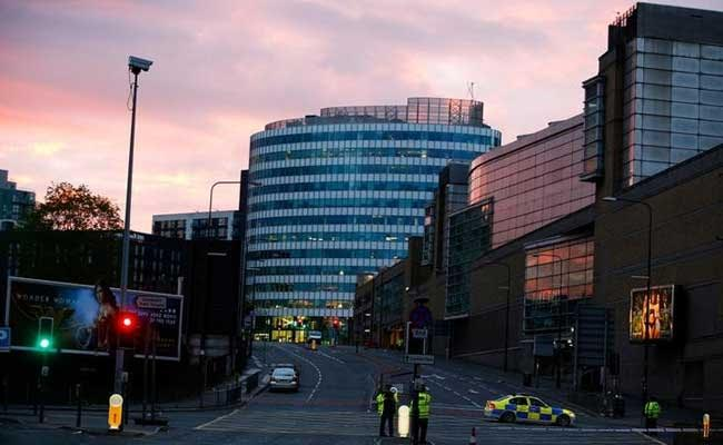 British Police Arrest Another Man After Manchester Arena Attack