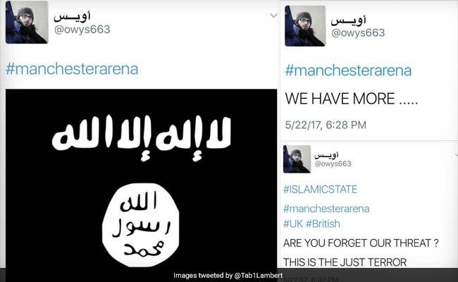 मैनचेस्टर हमला: ISIS समर्थक ने धमाके से एक घंटे पहले ही ट्विटर पर मनाया था जश्न