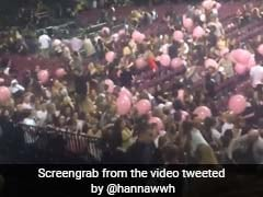 Videos Show Scenes Of Panic Moments After Blast At Ariana Grande Concert