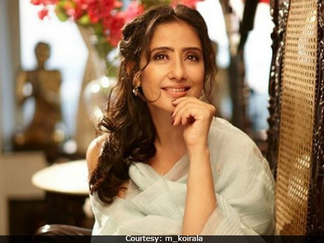 How Manisha Koirala Prepped To Play Nargis In Sanjay Dutt Biopic