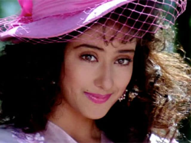 Manisha Koirala Reveals Saudagar Almost Wasn't Her First Film