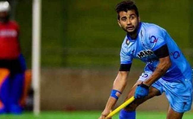 भारतीय हॉकी टीम आमंत्रण टूर्नामेंट के लिए जर्मनी रवाना हुई