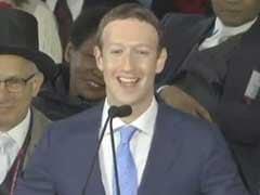 Facebook CEO Mark Zuckerberg's Commencement Speech At Harvard University: Highlights