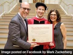 Mark Zuckerberg's 'Best Memory' From Harvard Is Making The Internet Swoon