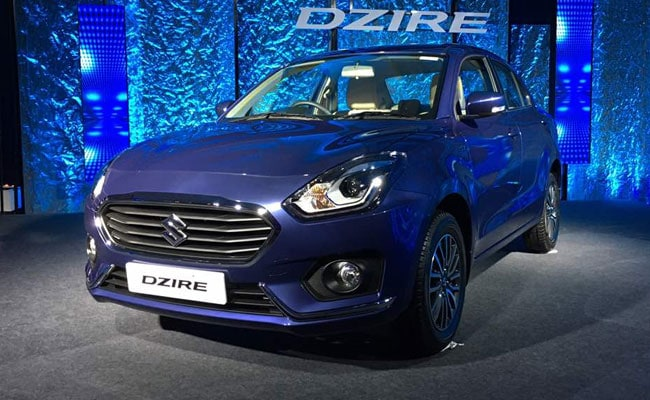 The pre-facelift Dzire was offered both with petrol and diesel powertrains.