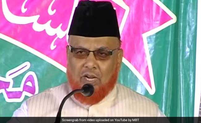 Using Red Beacon Is My Right: Kolkata's Shahi Imam