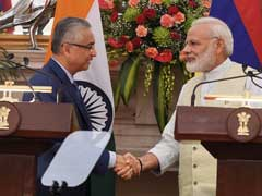 India Announces USD 500 Million Assistance To Mauritius