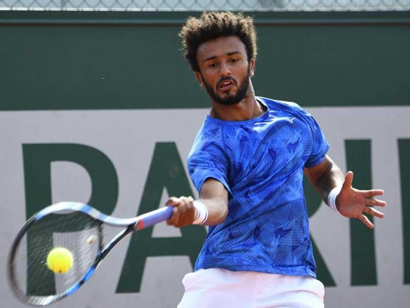 French Open: Maxime Hamou Banished From Roland Garros After Trying To Kiss Reporter