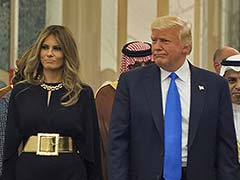 What Melania Trump Wore: First Lady's Saudi Style A Big Deal