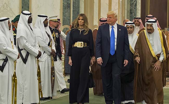 Told Saudi King 'You Might Not Be There For 2 Weeks Without Us': Trump