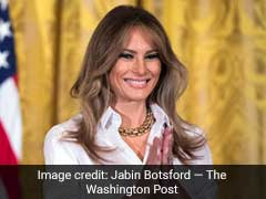 Melania Trump Loves Being A Mom; As First Lady, Will She Be Mom-In-Chief?