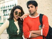 <I>Meri Pyaari Bindu</i> Box Office Collection Day 5: Ayushmann Khurrana, Parineeti Chopra's Film Makes Rs 7.35 Crore