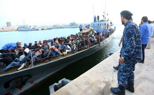 54 Dead, Some 10,000 Migrants Rescued Off Libya Coast In 4 Days