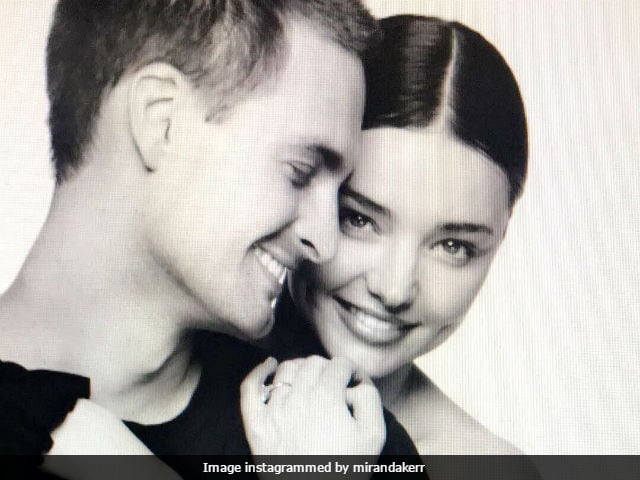 Miranda Kerr Marries Snapchat CEO Evan Spiegel In a Private Ceremony