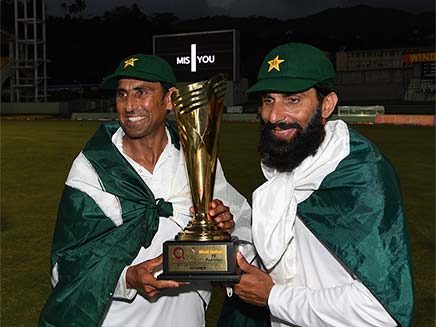 Thats Why Misbah Ul Haq is front runner to be Pakistan head Coach