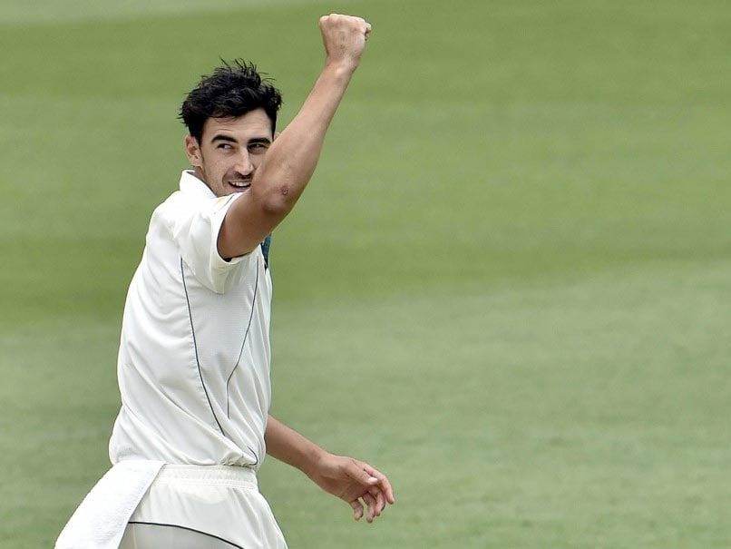 Ashes 2017: Mitchell Starc Fires Warning To England With Hat-Trick For New South Wales