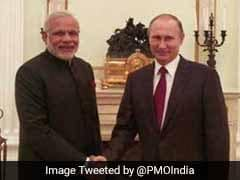 India, Russia To Sign Deal On Fifth-Generation Fighter Jet Design