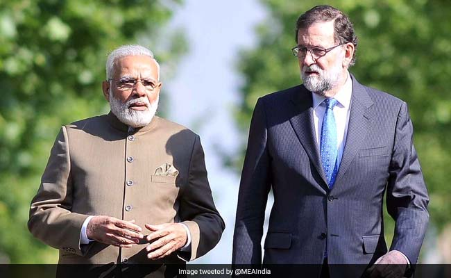 India, Spain Ink 7 Agreements; To Boost Cyber Security