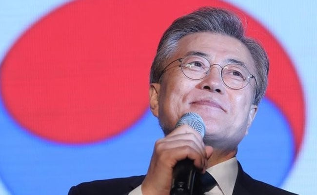 South Korea President Discusses North Korea With China's Xi Jinping