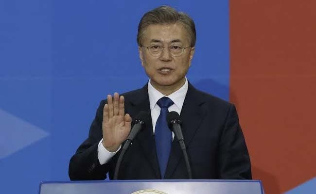 There Will Be No War On Korean Peninsula: South Korea's Moon Jae-In