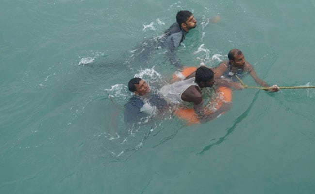 Cyclone Mora: Indian Navy Rescues 27 Bangladeshi Nationals